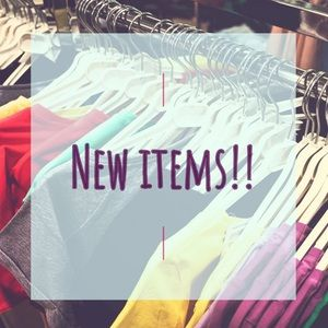 Other - New items coming soon!!! Closet cleanup!